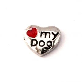 I Love My Dog Heart