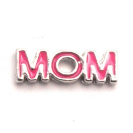 Mom Word (Pink)