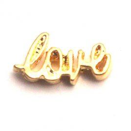 Cursive Love (Gold)