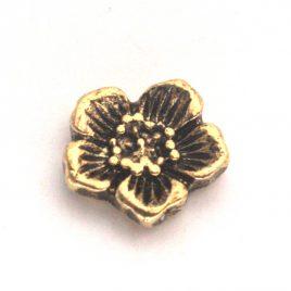 Vintage Gold Flower