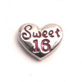 Sweet 16 Heart