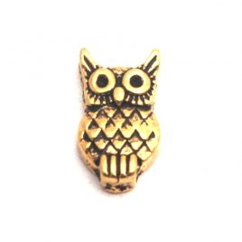 Owl (Gold)