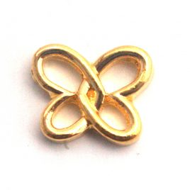 Butterfly (Looping Gold Wings)