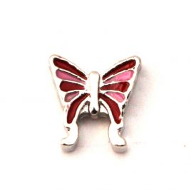 Butterfly (Red and Pink)