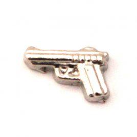 Gun (Silver Pistol)