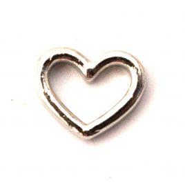 Open Heart (Silver)
