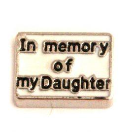 In Memory of My Daughter