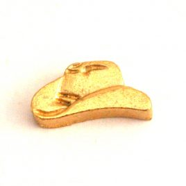 Cowboy Hat (Gold)