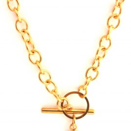 Toggle Chain (Gold)