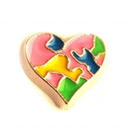 Camo Heart (Pink)