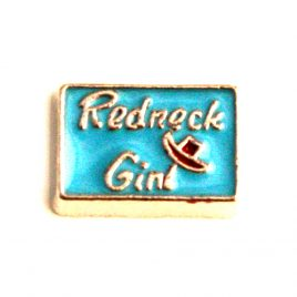 Redneck Girl (Blue)