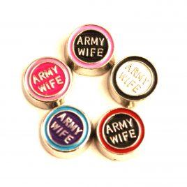 Army Wife (Round)