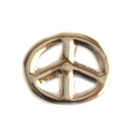 Peace Sign (Silver)