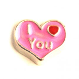 I Love You Heart (Pink)