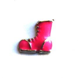 Combat Boot (Pink)