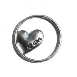 Girl Heart Disk