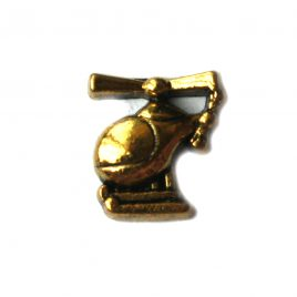 Helicopter (gold)